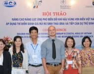 Hội thảo tổng kết dự án MCD 40