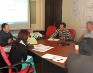 Lễ ký biên bản ghi nhớ về hợp tác xây dựng và tăng cường năng lực cho VNGOs