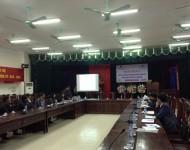 Tổng kết hoạt động phối hợp giữa MCD và các đối tác trong năm 2013