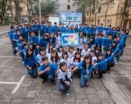 MCD cùng thanh niên các trường Đại học hưởng ứng Giờ Trái đất 2014