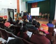 MCD tổ chức tập huấn và phổ biến các Giải pháp giảm nhẹ RRTT, thích ứng BĐKH và giảm nhẹ BĐKH tại các tỉnh Đồng bằng châu thổ sông Hồng