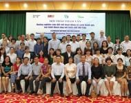 Hội thảo tham vấn hướng nghiên cứu đối với hoạt động đánh giá mô hình thích ứng với biến đổi khí hậu