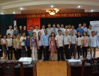 Ready project: disseminating baseline results in Giao Thuy district, Nam Dinh province
