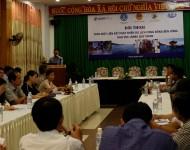 Đối thoại thúc đẩy liên kết phát triển du lịch cộng đồng bền vững khu vực LMMA Quy Nhơn