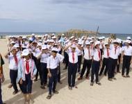 Góp phần bảo tồn hệ sinh thái biển và ven biển