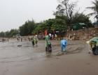 """100 tình nguyện viên tham gia làm sạch bãi biển Đồ Sơn hưởng ứng chiến dịch """"Ngày làm sạch biển quốc tế lớn nhất thế giới"""""""